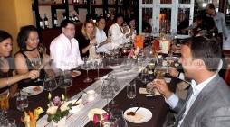 Wine Pro Dinner in Bangkok