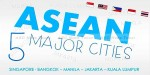 A look at Asean's five major cities and their history