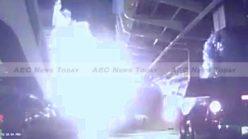 Dash cam video of Bangkok bomb blast at Erawan Shrine (video)