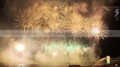 Singapore National Day Parade 2015 (video)