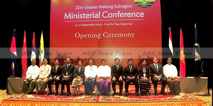 GMS 20th Ministerial Conference Kicks Off