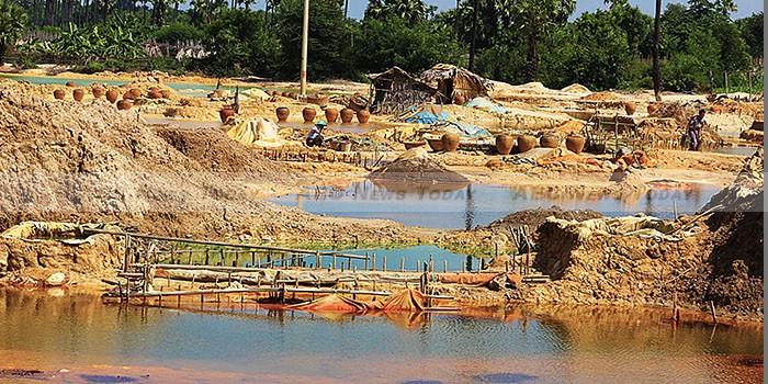 The Challenges Of Myanmar's Extractive Industries