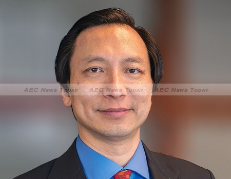 Shang-Jin Wei, Asian Development Bank (ADB) chief economist of the: 2015 Asean GDP growth forecast cut by 10%