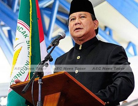 Would-be president Prabowo Subianto invoked US President Donald Trump's philosophy on migration following implementation of PP20