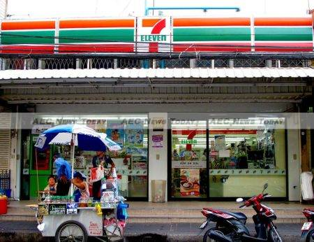 CP All: Not applying the same level of honesty standards it expects of store staff to its management. A 7-Eleven store in Chiang Mai