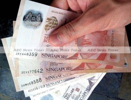 The Singapore economy contracted 33.39% in 2015 making it Asean's poorest performing economy