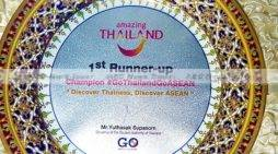 Social Media Win in #GoThailandGoAsean Media Fam Trip