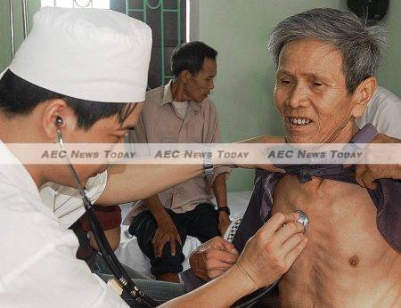 Only 30 per cent of Vietnam elderly have a pension or allowance from the state budget, while another 30 per cent have no health insurance