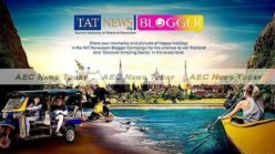 Thailand's 2016 TAT Newsroom Blogger Campaign Gets Underway