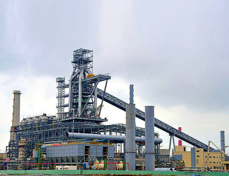 Part of the Formosa Ha Tinh complex. The company and the government need to ensure compensation money is spent wisely.