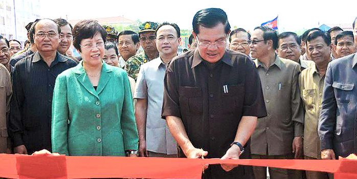 When it Comes to Chinese Aid Cambodia Should be Cautious