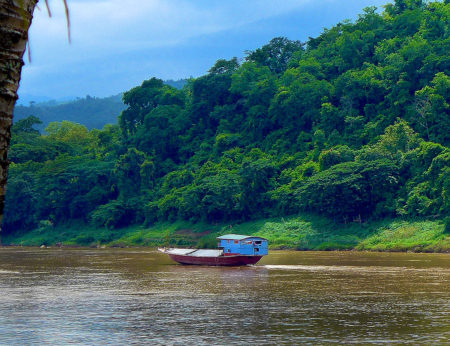 Will the tranquil waters of the Mekong survive China's march to the south?