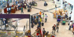 passenger numbers through Cambodia's three international airports grew 5% YoY in the first six months of 2016