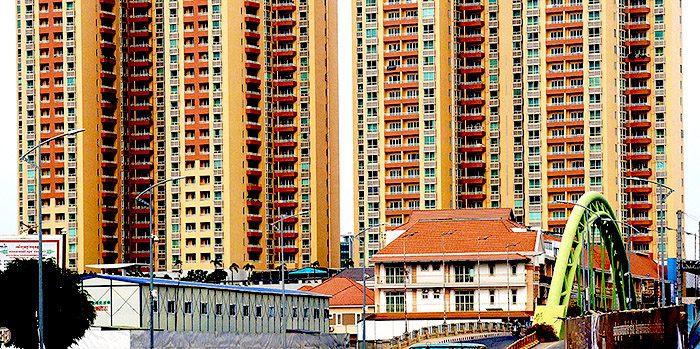 Soft Sales Fail to Dent Phnom Penh Condominium Boom