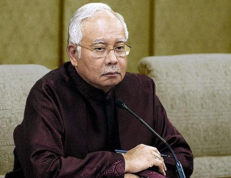 In Malaysia's political circles Najib Razak is a political dead man walking
