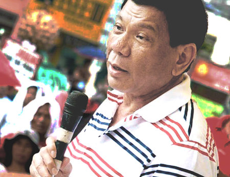 File Photo: Will Philippines President Rodrigo Duterte be able to meet his campaign promises?