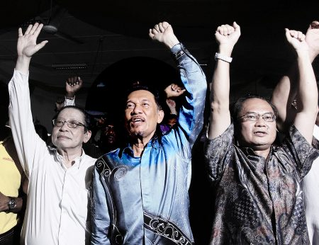 Anwar's change of heart about his former boss and the person who had him jailed raised doubts about his trust in Mahathir's motives