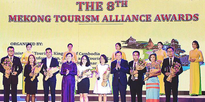 2016 Mekong Tourism Alliance Award Winners