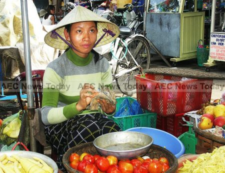 Slow industrial growth and a severe drought in Vietnam will pose a risk to poor households and those who rely on farm income.
