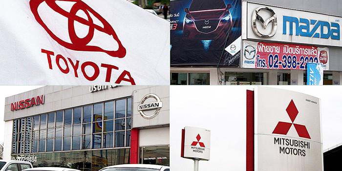 Toyota Dominates Asean Car Sales in H1 2016