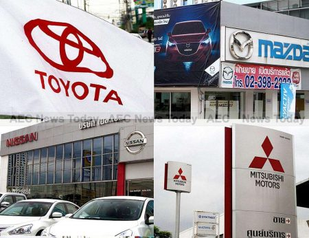 Toyota dominated Asean car sales in H1 2016 taking the largest slice of the Indonesia, Thailand, and Philippine automotive sales markets