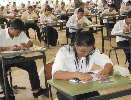 Three years into Cambodia education reforms and the number of students achieving A-grade scores has increased 3,582 per cent