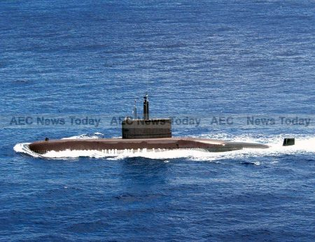 Indonesia has ordered three Type 209/1400 Chang Bogo-Class diesel attack submarines from South Korea