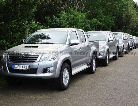 Despite racking up 54,864 sales in Thailand in H1 2016, Toyota's Hilux was relegated to second place behind Isuzu's D-Max which chalked up sales of 61,946