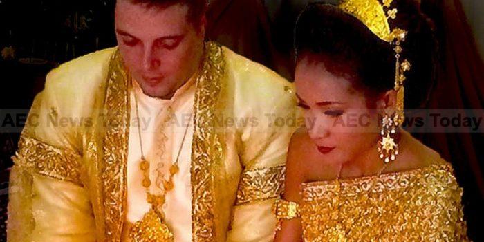 Wet Season End Ushers in Cambodia Wedding Season