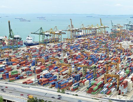 Port of Singapore: The Singapore economy faces a tough 2017. The government has stepped up plans, but will it be enough?