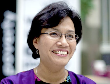 Indonesia Finance Minister Sri Mulyani Indrawati's forecast of another Rp 210 trillion shortfall in tax revenue saw a more realistic budget