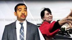 Mehdi Hasan's barbed attack on Aung San Suu Kyi over Rohingya riles Burmese (video)