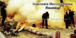 Indonesia Morning News Roundup