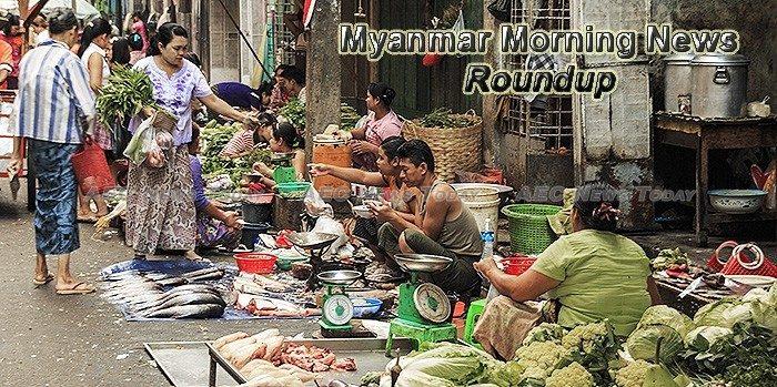 Myanmar Morning News Roundup For February 23