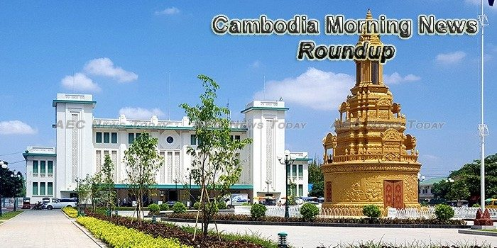 Cambodia Morning News Roundup For March 2