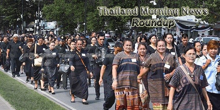 Thailand Morning News Roundup For February 28