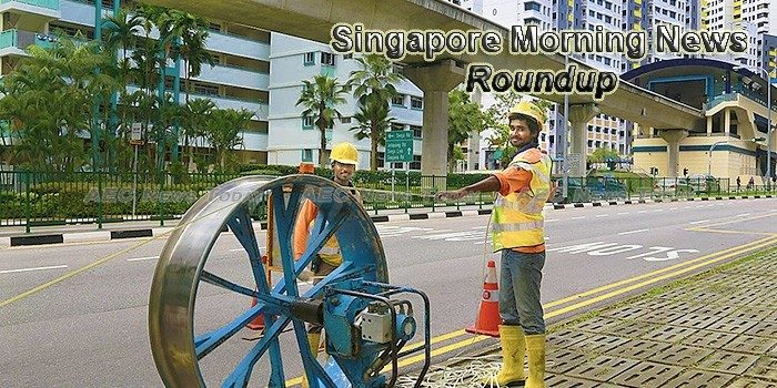 Singapore Morning News Roundup For March 2