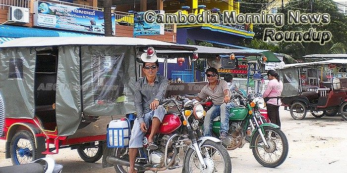 Cambodia Morning News For March 21