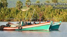 Cambodia Morning News For March 17