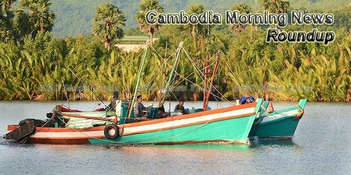 Cambodia Morning News For March 16