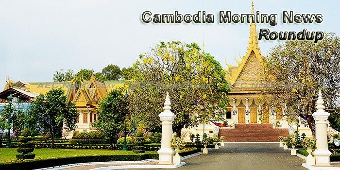 Cambodia Morning News For March 28