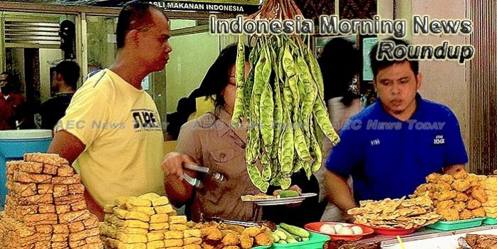 Indonesia Morning News For April 3
