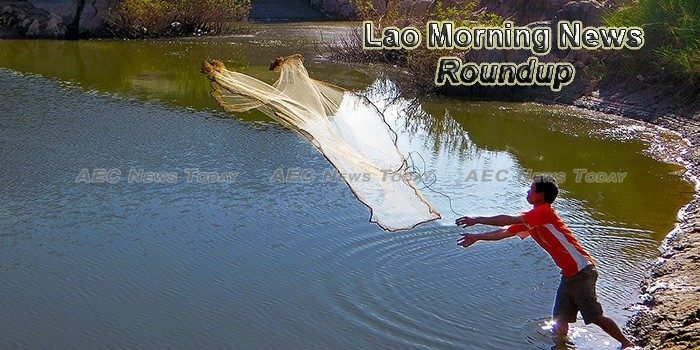 Lao Morning News For March 8