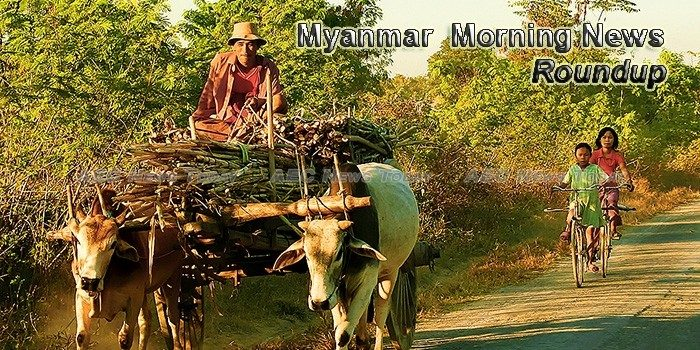 Myanmar Morning News For March 20