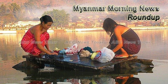 Myanmar Morning News For March 14