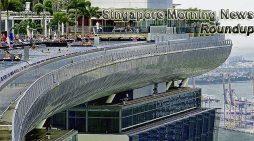 Singapore Morning News For April 3
