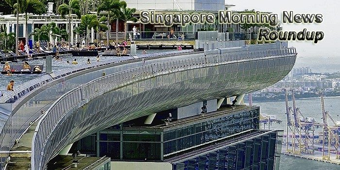 Singapore Morning News For March 27