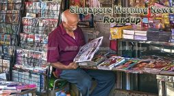 Singapore Morning News For March 10