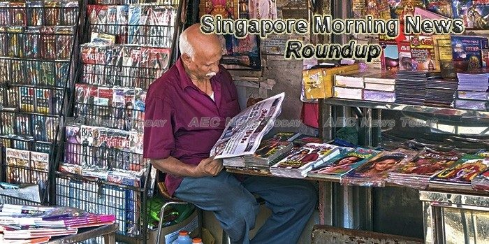 Singapore Morning News For March 8