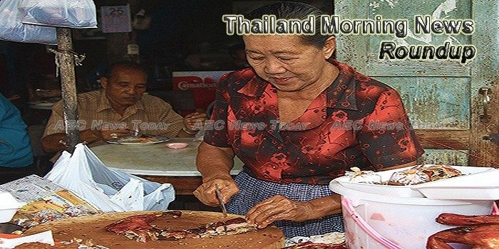 Thailand Morning News For March 21